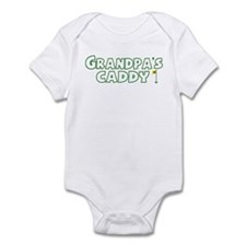 Grandpa's Caddy Infant Bodysuit