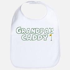 Grandpa's Caddy Bib
