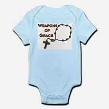 Weapons Of Grace Infant Creeper