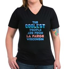 Coolest: La Farge, WI Shirt