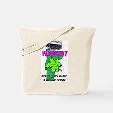 Cute State motto Tote Bag