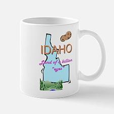 Unique Idaho state Mug