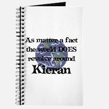 World Revolves Around Kieran Journal