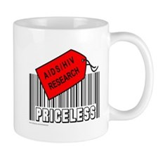 AIDS/HIV CAUSE Mug