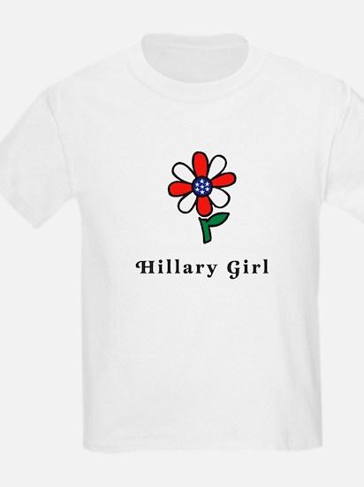 Hillary Girl T-Shirt