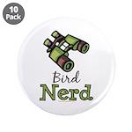 Bird Nerd Birding Ornithology 3.5