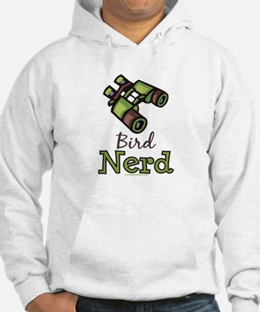 Bird Nerd Birding Ornithology Hoodie Sweatshirt