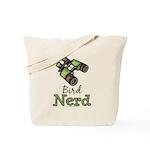 Bird Nerd Birding Ornithology Tote Bag