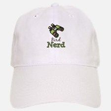 Bird Nerd Birding Ornithology Baseball Baseball Cap