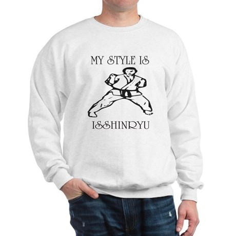 Isshinryu Karate Sanchin Sweatshirt