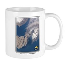 Volcano From Space Mug