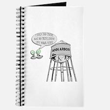 Anti Michigan Aliens Journal