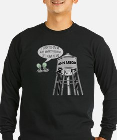 Anti Michigan Aliens T