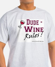 Wine Rules T-Shirt