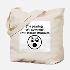 Beatings Tote Bag