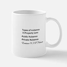 Nuisance Types Mug