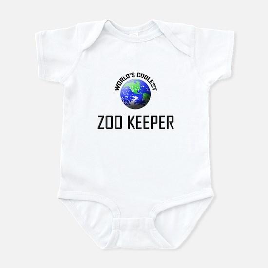 World's Coolest ZOO KEEPER Infant Bodysuit