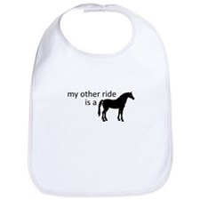 My Other Ride Is A Horse Bib