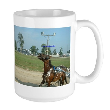 Large Mug featuring Fox Valley Jolee