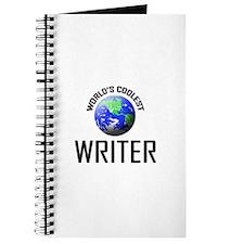 World's Coolest WRITER Journal