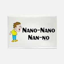 Nano Nano Rectangle Magnet