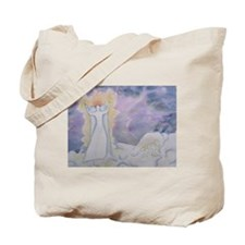 Alyssa's Angel Tote Bag