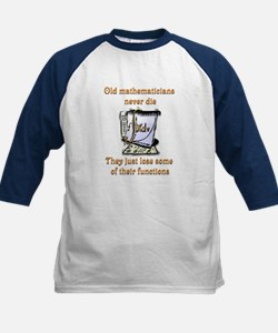 Old Mathematicians Tee