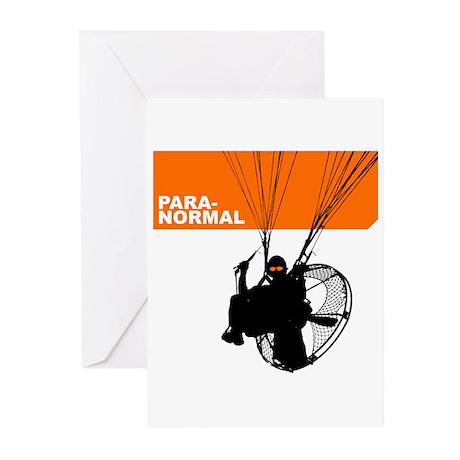 Para-Normal Greeting Cards (Pk of 10)