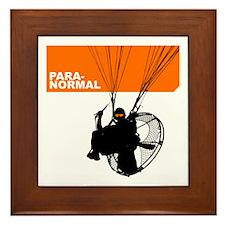 Para-Normal Framed Tile
