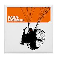 Para-Normal Tile Coaster