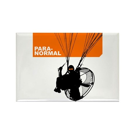 Para-Normal Rectangle Magnet (10 pack)