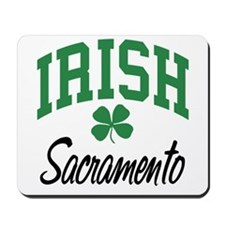 Sacramento Irish Mousepad