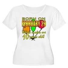 Born on Leap Year, 10 Years Old T-Shirt