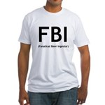 FBI Fitted T-Shirt