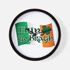 Erin Go Bragh v13 Wall Clock