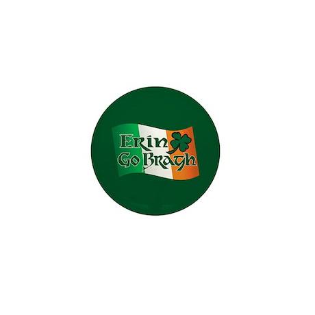 Erin Go Bragh v13 Mini Button (100 pack)