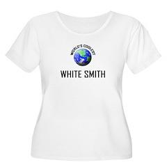 World's Coolest WHITE SMITH T-Shirt