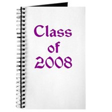 Class of 2008 Journal