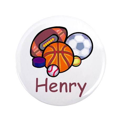 """Henry 3.5"""" Button (100 pack)"""