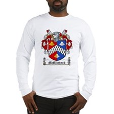 McClintock Family Crest Long Sleeve T-Shirt