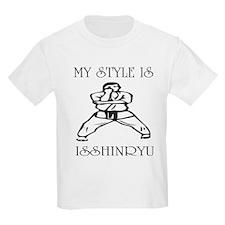Isshinryu Karate Naihanchin T-Shirt