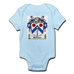 McClure Family Crest Infant Creeper