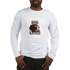 Dog Kisser Long Sleeve T-Shirt