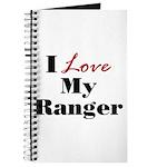 I Love My Ranger Journal