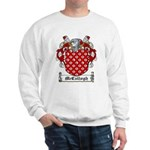 McCullogh Family Crest Sweatshirt