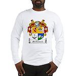 McDonnell Family Crest Long Sleeve T-Shirt