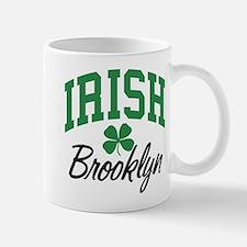 Brooklyn Irish Mug