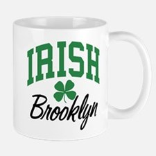 Brooklyn Irish Small Small Mug