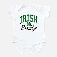 Brooklyn Irish Infant Bodysuit