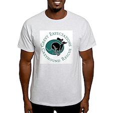 Running Pip Ash Grey T-Shirt